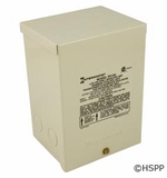 Intermatic Transformer 120v/12 or 13v 100w Beige Steel # PX100