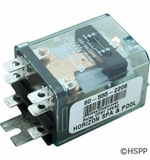 Midtex Relay DPST 24vac Dustcover # 18836Q200