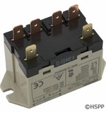 Omron Relay DPST 25A 115v Coil # 52F3950