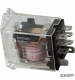 Omron Relay SPDT 15A 230v # LY1-F-AC220