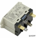Omron Relay SPST 30A 24vac # ELECT3899