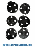 Paramount Vantage Nozzle Tool Replacement Heads (6PK) # 005602540400