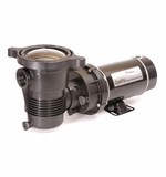 Pentair OptiFlo Pump Horizontal Discharge - 115V 2HP 3Ft Cord with Standard Plug # 340078