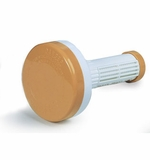 Pentair Pool Floating Chemical Dispensers 335 (BEI/WHT) # R171090