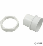 "Pentair Pool Products Hyper Flow Suction 2""Spig. Straight, White # 45255400"