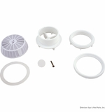 Pentair Pool Products Max Flow Suction Assy,Pentair Socket,Flat Gasket,White # 90082600