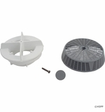 Pentair Pool Products Max Flow Suction II Assy,Pentair Socket,Flat Gasket,Gray # 900906WW