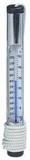 Pentair Thermometer Chrome Brass No. 130 # R141086