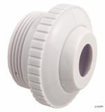 """Pentair Wall Fitting w/ 3/4"""" Opening - White # 540021"""