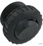 Pentair Wall Fitting w/ Slot Opening - Black # 540001