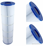 "Pleatco Filter Corp. Cartridge,105sqft,3""ot,3""ob,7"",26-1/16""4oz # PWW105"