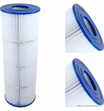 "Pleatco Filter Corp. Cartridge,80sqft,3""ot,3""ob,7"",20""4oz # PWW80"