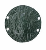 Pool Tux Oval 12'X24' Green/Black Cover # 771527AGBL