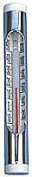 Poolmaster Thermometer Deluxe Chrome Brass # 25288