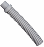 Poolstyle 4' Universal Vac Hose - Light Gray