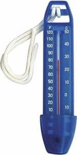 Poolstyle Economy Thermometer with String # PS049
