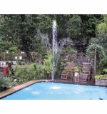 PoolStyle Flower Fountain w/ Adapter (2009 Design) # PS679