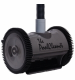 POOLVERGNUEGEN Limited Edition 2-Wheel Suction Side Cleaner Automatic Pool Cleaner # 896584000-518