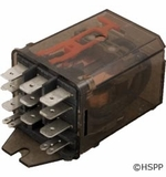 Schrack Relay 3PDT 15A 115v 1/4 Dustcover # RM705-615