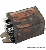 Schrack Relay 3PDT 15A 6vdc Dustcover