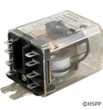 Schrack Relay DPDT 15A 6vdc Dustcover