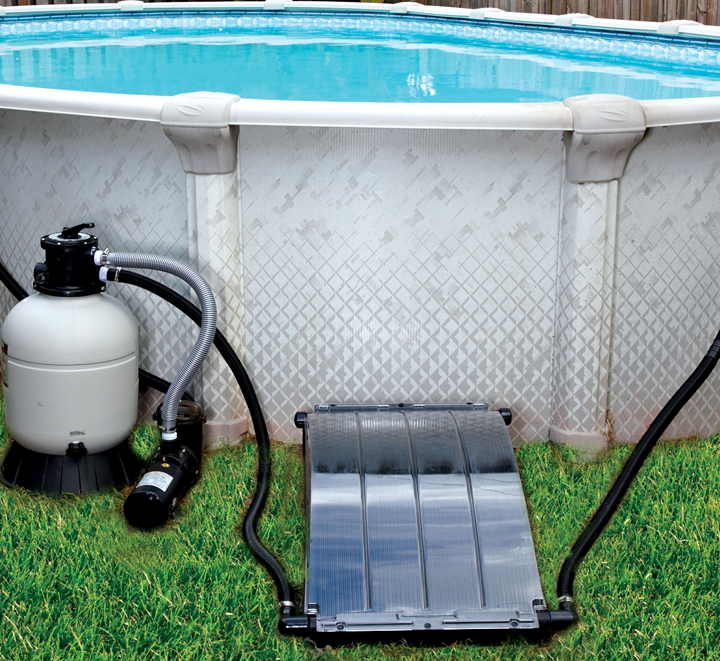 Smartpool Solararc Solar Pool Heater For Aboveground Pools S204