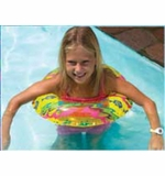 "Swimline 20"" Print Ring, Kids # 9005"