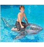 "Swimline 72"" Pool Shark Ride On Float # 9045"