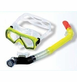 Swimline Coral Reef Youth Mask with Snorkle # 9934