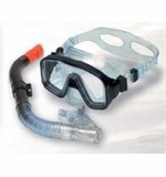 Swimline Manatee Youth/Adult Masks with Snorkle # 99255