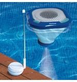 Swimline Pool Tunes Wireless Speaker And Light Show # 13001