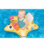 Swimline Starfish Baby Seat Float 12/Cs # 90253