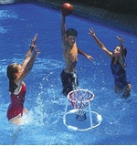 Swimline Super Hoops Basketball Floating Game # 9162