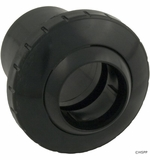 "Waterway 1"" Eyeball-Black # 400-1421E"