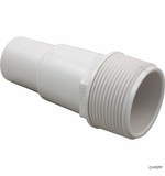 "Waterway Hose Adapter 1 1/2""MPT x (1 1/4""/1 1/2"") Hose Fitting - W # 417-6060"