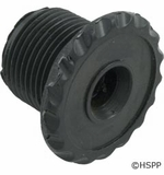 "Waterway Jet Intrnl Ozone Cluster 1-1/2""fd Fixed Dlx Scal Blk # 215-9851"