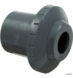 "Waterway Plastics 3/4"" Eyeball-Dark Gray # 400-1429D-DKG"