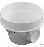 """Waterway Plastics Body,8"""" Sump,2""""s-Side Oulet Only # 672-2560"""