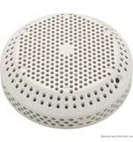 Waterway Plastics High Flo Suction Grate Only, White # 642-3250