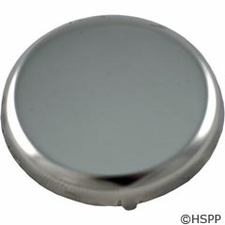 Waterway Air Injector Escutcheon Low Profile Stainless # 916-2160
