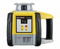 AGL GeoMax Manual Slope Zone40H Leveling Rotary Laser with GeoMax ZRP105 Pro Digital Rotary Laser Receiver