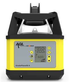 AGL GRADOPLANE 50 A PACKAGE Dual Slope  Rotary  Laser