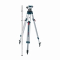 Bosch GOL32CK Automatic Level Kit with Tropod and Rod