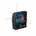 BOSCH GPL5 Self Leveling 5 Point Laser