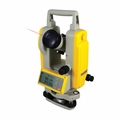 David White Theodolite DT8-05LS has a laser beam built into aperture for easy and accurate alignment.