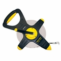 DW SITE PRO 20080B 200ft Ny-Clad Steel Tape, 8ths #8242