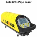 Geomax #6010625 Zeta 125S Pipe Laser with Standard Target