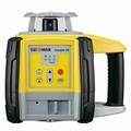 GEOMAX ZONE 20 HV 6010642 ROTATING LASER WITH  ZRP105 DIGITAL RECEIVER