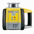 Geomax Zone 20H  Rotary Laser Level with ZRP105 Receiver and Manual Slope Matching
