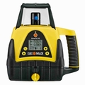 GEOMAX ZONE 70 DG DUAL SLOPE ROTATING LASER LEVEL WITH DIGITAL DETECTOR
